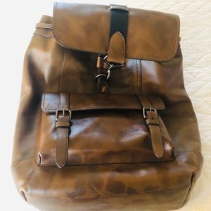 COACH Bleecker Backpack With Wild Beast Print